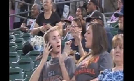 Is this Kiss Cam breakup real or fake?