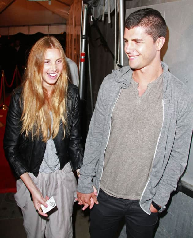 Whitney Port and Ben Nemtin Picture