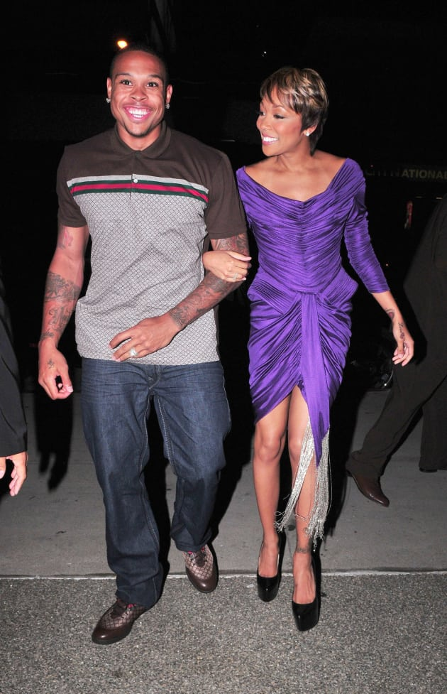 Monica, Shannon Brown