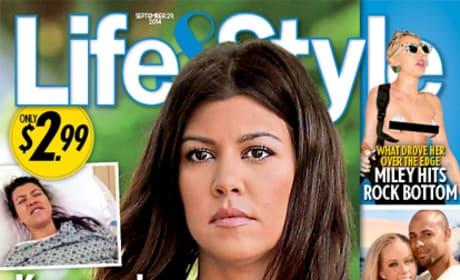 Kourtney Kardashian: Dumped?!?