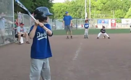 Six-Year-Old Records Unassisted Triple Play in Little League Game