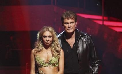 Dancing With the Stars Voters Hassle the Hoff