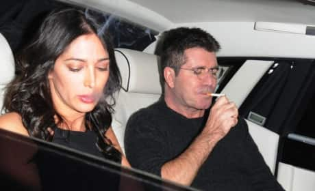 Simon Cowell Getting Married?