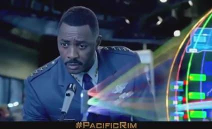 Pacific Rim Trailer: Idris Elba's Pep Talk
