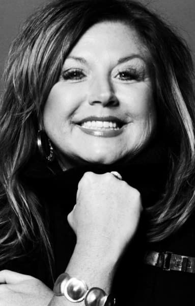 Abby Lee Miller in Black/White