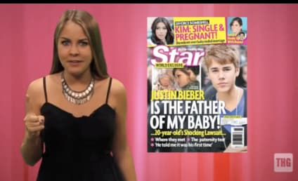Alleged Justin Bieber Baby Mama's Mama Drama: A Battery Conviction