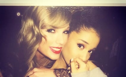 Ariana Grande Really Wants to Join Taylor Swift's Squad