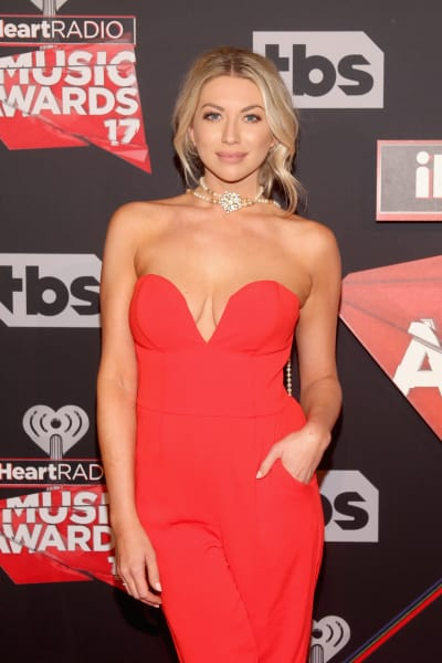 Stassi Schroeder Red Carpet Photo