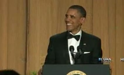 President Obama, Seth Meyers CRUSH Donald Trump at White House Correspondents' Dinner