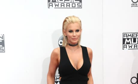 Jenny McCarthy and Some Cleavage