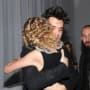 Taylor Swift and John Mayer Hugging Picture