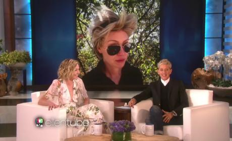 Ellen DeGeneres' Photos of Portia de Rossi