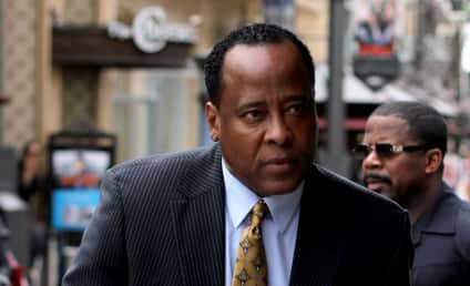 Dr. Conrad Murray Defense Rests: Does the Doc Have ANY Prayer?