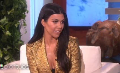 Kourtney Kardashian on Scott Disick: We're NOT Together, But...
