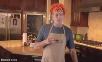 Charlie Sheen Presents: Winning Recipes!