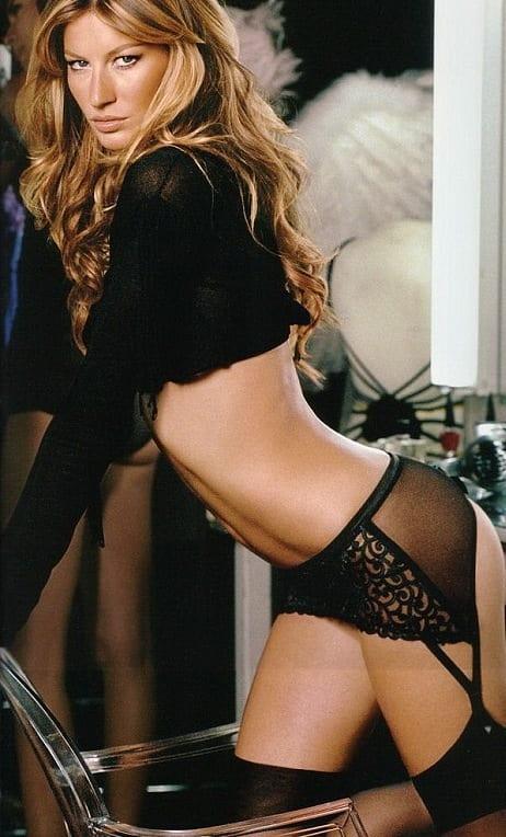 bundchen lingerie Gisele