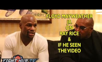 Floyd Mayweather Defends Ray Rice: Others Have Done Worse!