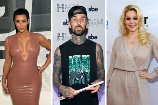 Kim, Travis, Shanna
