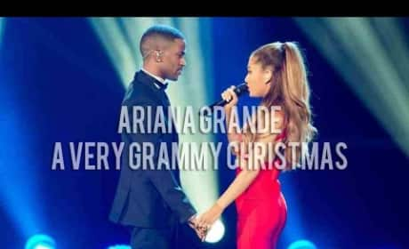 Ariana Grande ft. Big Sean - Best Mistake (A Very Grammy Christmas)