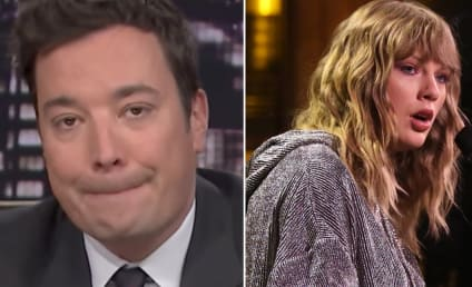 This is Why Taylor Swift Made Jimmy Fallon Cry Last Night