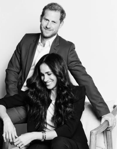 Meghan Markle and Prince Harry: A Portrait