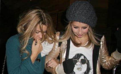 Designer Duo: Lauren Conrad & Vanessa Minnillo