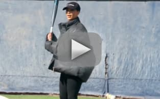 Kris Jenner Gets Injured Playing the Lamest Game of Baseball Ever