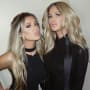 Brielle Biermann and Kim Zolciak, Twinning