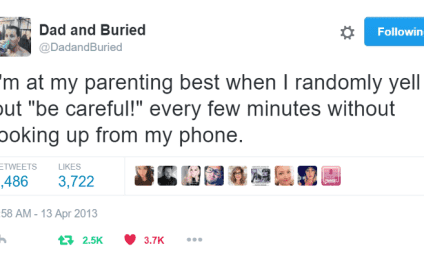 Happy Father's Day from the 18 Funniest Dads on Twitter