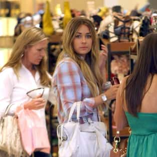 Lauren Conrad Shops