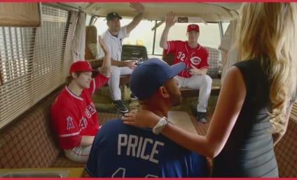 "Kate Upton Shows Off ""Finger Mechanics"" in MLB 2K12 Ad"
