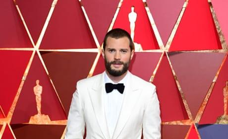 Jamie Dornan at 2017 Oscars
