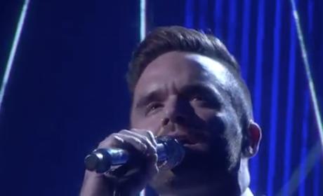"Brian Justin Crum Felt It ""In the Air Tonight"" on America's Got Talent"