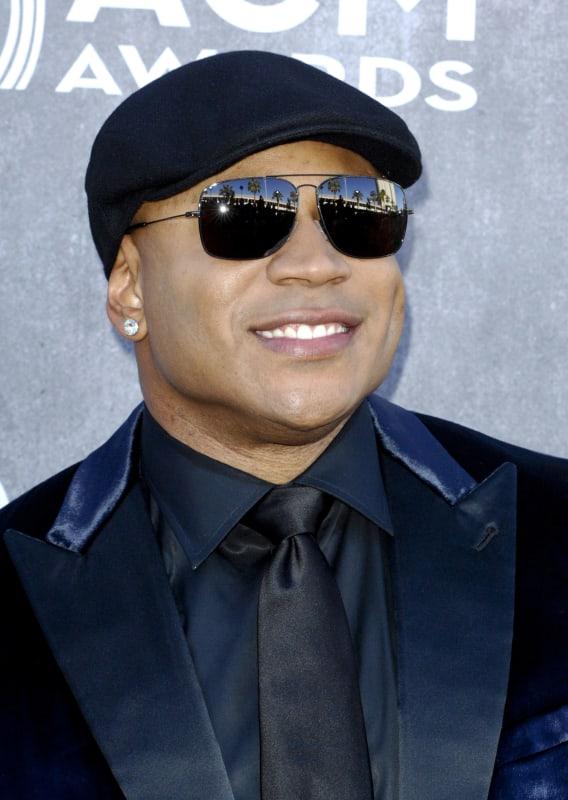 LL Cool J at the ACMs