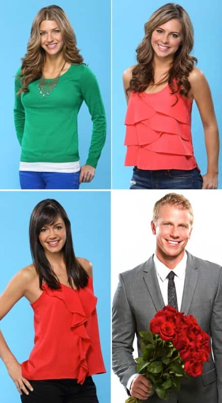 Bachelor Final 3 Ladies