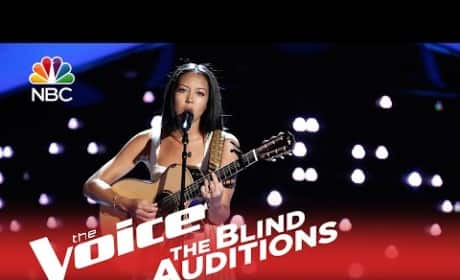 Amy Vachal - Dream a Little Dream of Me (The Voice)