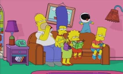 The Simpsons Do the Harlem Shake!