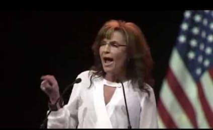 Sarah Palin: Waterboarding is How We Baptize Terrorists!
