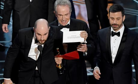Academy Awards Flub Inspires Internet, Leads to Other Best Picture Possibilities