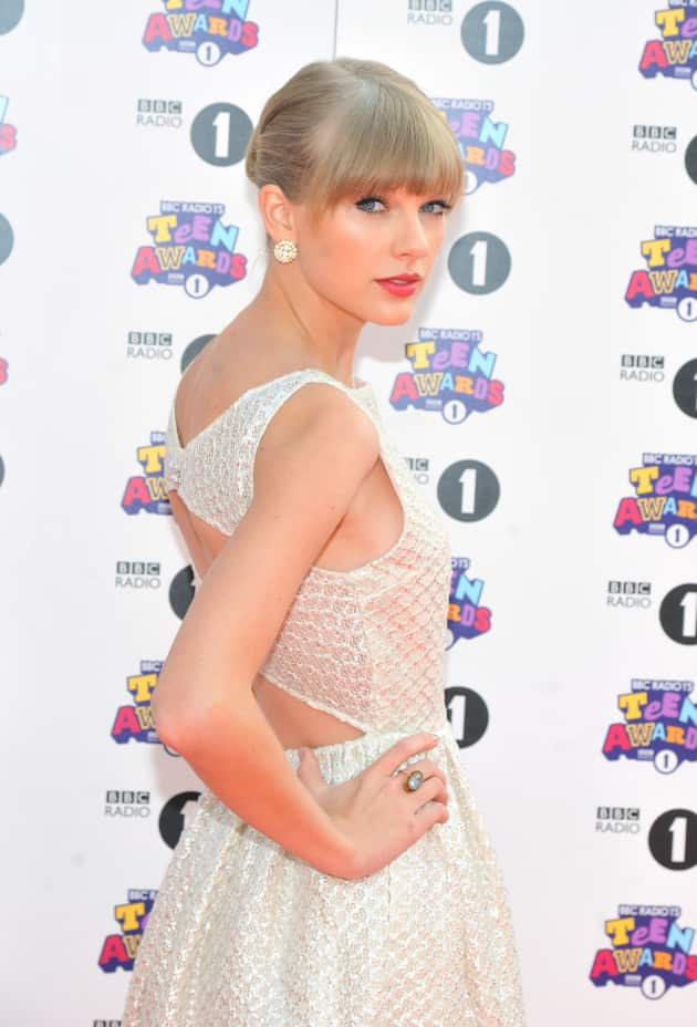Taylor Swift in London
