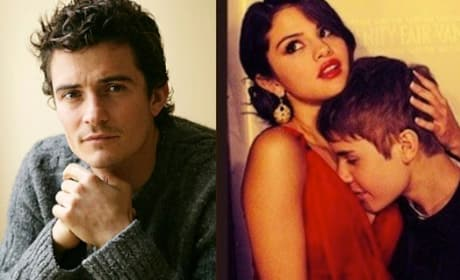 Justin Bieber: Jealous of Selena Gomez, Orlando Bloom!