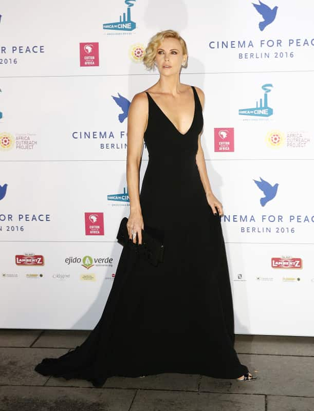Charlize Theron: Cinema for Peace Gala