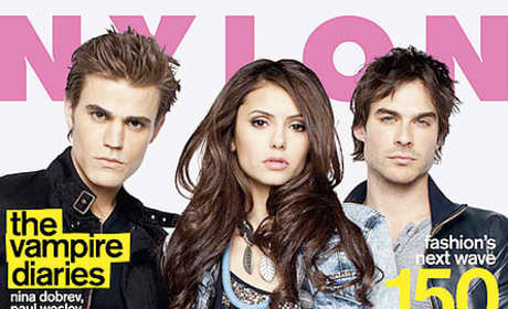 Vampire Diaries Cast Pic