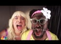 "Jimmy Fallon Teams Up with will.i.am for ""Ew!"" Music Video: Watch Now!"
