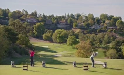 Tiger Woods-Rory McIlroy Nike Commercial: No Cup is Safe!