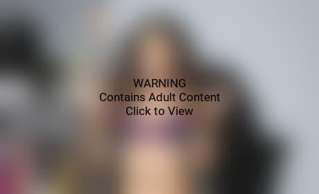 Vanessa Hudgens in Underwear