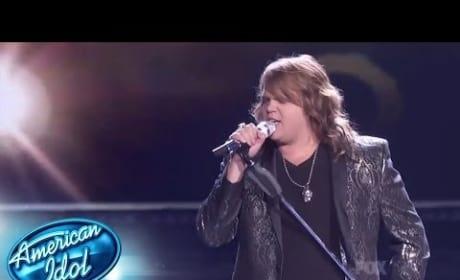 "Caleb Johnson - ""As Long As You Love Me"""