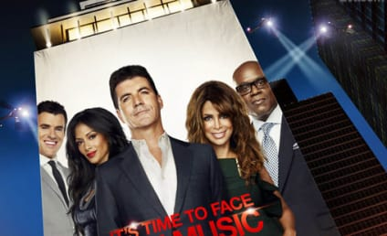The X Factor Promotional Art: Building a Winner?