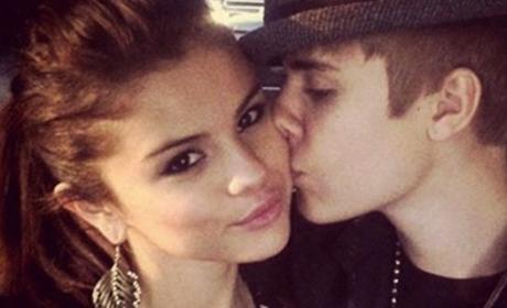 Selena Gomez, Justin Bieber Photo