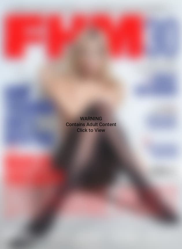 Stephanie Pratt Topless FHM Cover